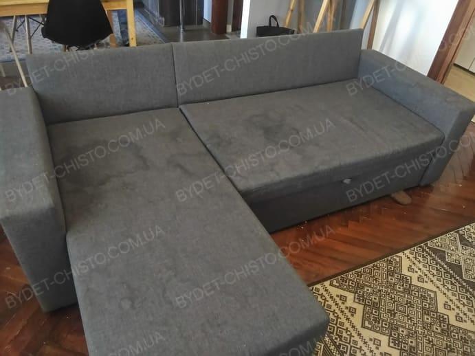 Химчистка мебели на дому